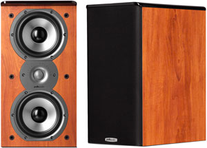 Polk Audio TSi 200 - cherry finish