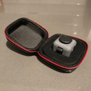 KCHKUI Fidget Cube Box - Open